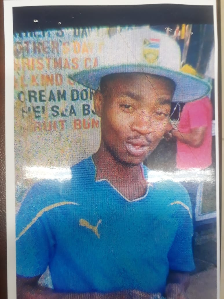 Another Alex youth went missing